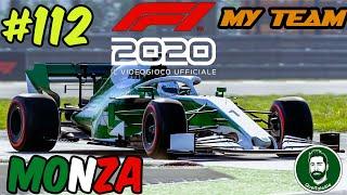 SI PUNTA AL DRITTO | F1 2020 - Gameplay ITA - MyTeam #112 - MONZA