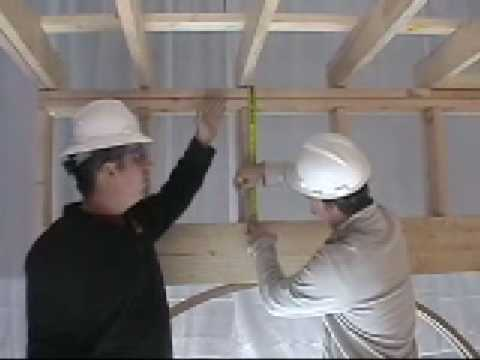 How To Install A Cove Ceiling Youtube