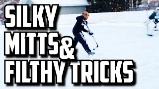 Silky Mitts and Filthy Tricks - Hockey Montage