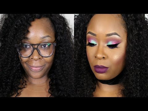 SCAMMED BY SEVENTEEN MAGAZINE FRAUD! 😡GRWM! SUNBER PERUVIAN CURLY AND JUVIA