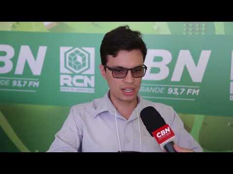 Entrevista CBN Campo Grande: Ary Eduardo