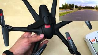 UTO U960 MJX X600 FPV Hexacopter Review
