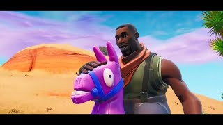 Lil Nas X - Old Town Road (Horses In The Back) Fortnite Music Video Video