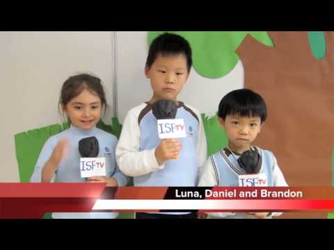 The ISF Academy - Foundation Xiao Class' News Update (2014 Primary Project  Day)