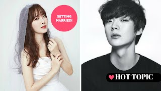 Koo Hye Sun (구혜선) & Ahn Jae Hyun (안재현) Confirm MARRIAGE NEWS! | HOT TOPIC!