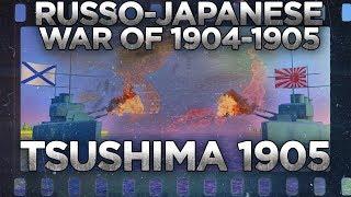 Russo-Japanese War 1904-1905 - Battles of Port Arthur, Yellow Sea and Tsushima DOCUMENTARY