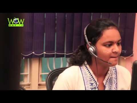 Dhanalakshmi Yantram Funny Phone Call   Telugu Comedy Spoof By Comedy Kings   Wow One TV