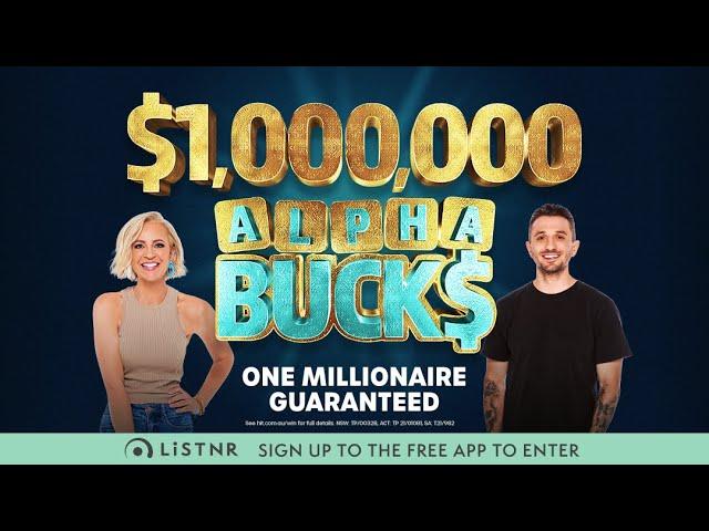 How To Enter Million Dollar Alphabucks | Hit Network