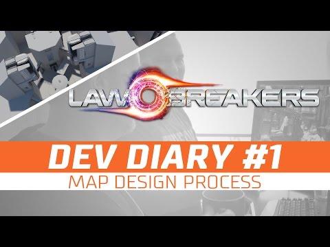 LawBreakers Dev Diary #1: Map Design Process
