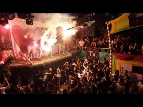 Lethal Industry - Tiesto - IV Party 2017 Guaba Beach Bar Limassol, Cyprus