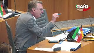 In 48 Sekunden: Markus Wagner (AfD) zerlegt die SPD