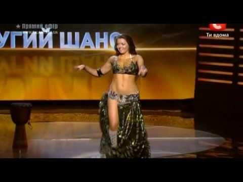 Украина мае талант 3  2 Шанс  Алла Кушнир