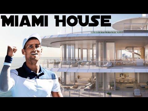 Novak Djokovic's House Miami Penthouse