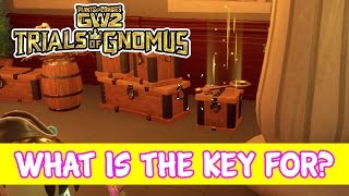 What Is The Key For? Trials Of Gnomus - Plants Vs Zombies Garden Warfare 2