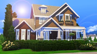 Large Family Home 🏡 || The Sims 4: Speed Build