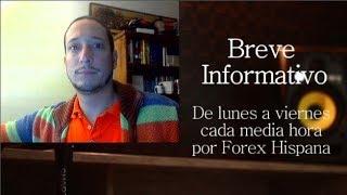 Breve Informativo - Noticias Forex del 30 de Enero del 2019
