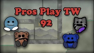 Teeworlds - Pros play TW 92: I am scared :S