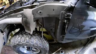 Как отрываются лонжероны на Nissan Patrol Y61 и что с этим делать...