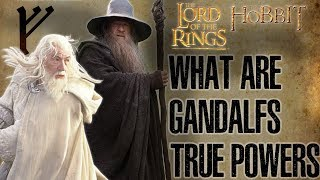Baixar What are Gandalf's True Powers in Lord of The Rings/ The Hobbit?