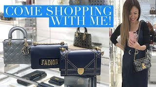 come shopping with me vlog