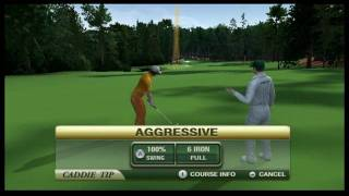 Tiger Woods PGA Tour 12 - Wii Launch Trailer