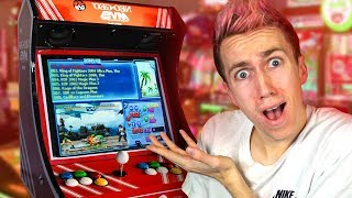 HOW MUCH MONEY CAN I WIN IN AN ARCADE?