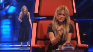 Ilse DeLange ♥ The voice of holland momenten