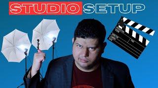 Video for business (simple diy video studio)