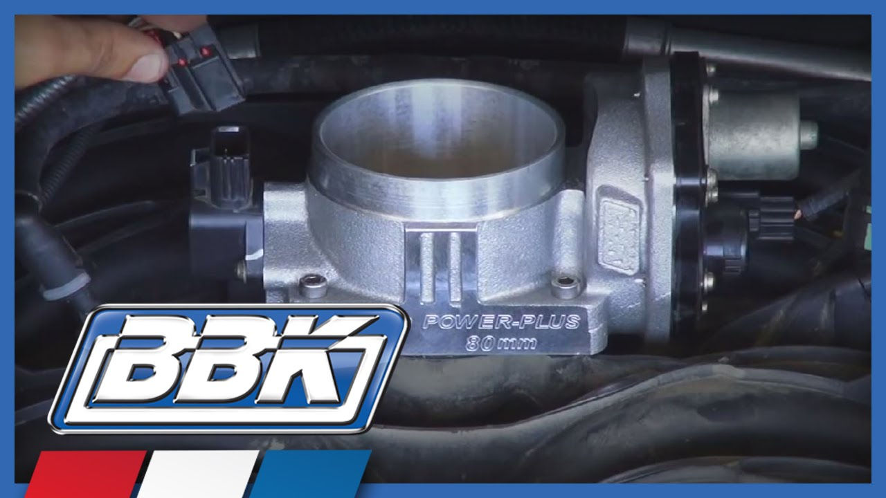 Ford F Series Truck & Expedition 4 6 & 5 4 Throttle Body Installation