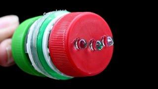 Cách làm đèn LED treo Móc Khóa đơn giản