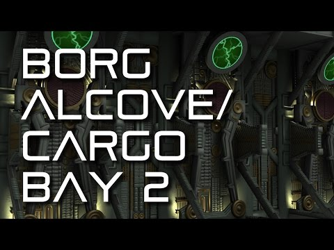 Star Trek: Voyager - Borg Alcove / Cargo Bay 2 Ambience (wear headphones)