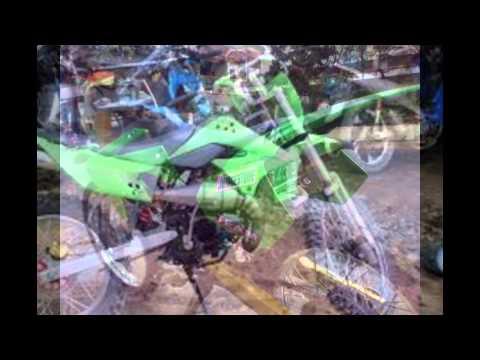 Modifikasi Motor Trail,Motorplus Modif trail39;39;Desain Motor Yamaha Rx