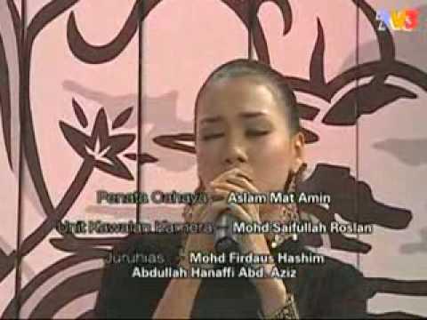 Eira Syazira nyanyi lives di Wanita Hari Ini 18 Januari 2010