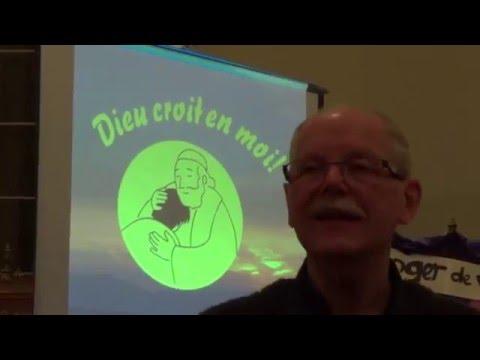 Père Georges Madore : Dis-moi Seigneur pourquoi aimer ?