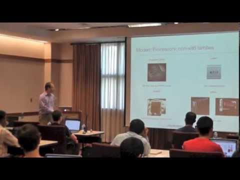 Computer Architecture and Algorithm Design (Part I)