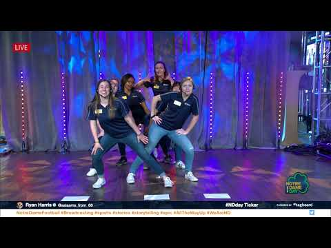 Notre Dame Day 2018 - LIP SYNC BATTLE - ND Listens