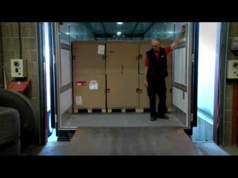 видео: Управление функциями рефрижератора
