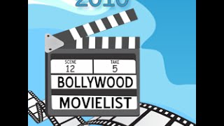 Collection / List of Bollywood Movie Names Released (2010)