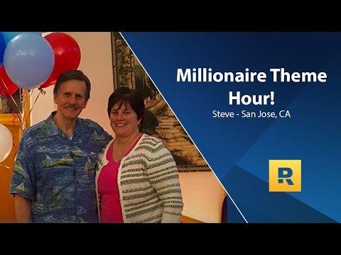 Millionaire Theme Hour - $2.6 Million Net Worth - Steve from San Jose, CA