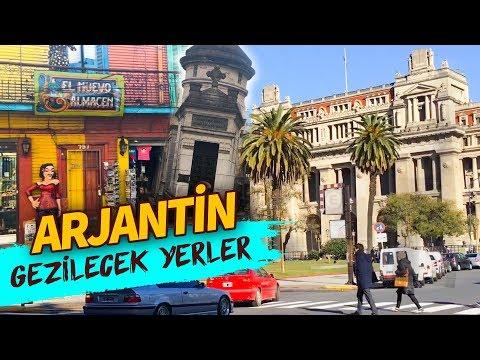 Arjantin - Gezilecek Yerler