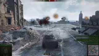 World of Tanks HD Client Max Settings 1080p60 Quad SLI GTX 690