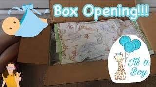Reborn Baby Boy Box Opening! He's Not Covered?!? | Kelli Maple