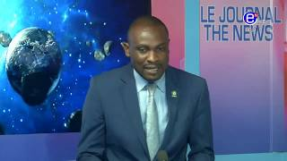 THE 6PM NEWS THURSDAY 22nd AOUT 2019 - EQUINOXE TV