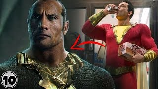 Top 10 Easter Eggs You Missed In Shazam! - Exclusive