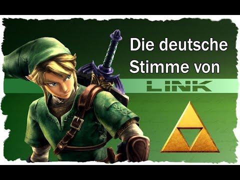 Die deutsche Stimme von Link (Legend of Zelda)