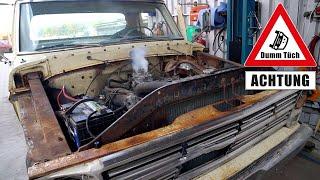 Ford F250 V8 - Zündung und Vergaser | Dumm Tüch