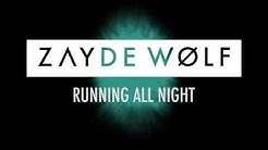 "ZAYDE WOLF - ""RUNNING ALL NIGHT"" (AUDIO) - Dude Perfect archery trick shots - XBox E3 2018"