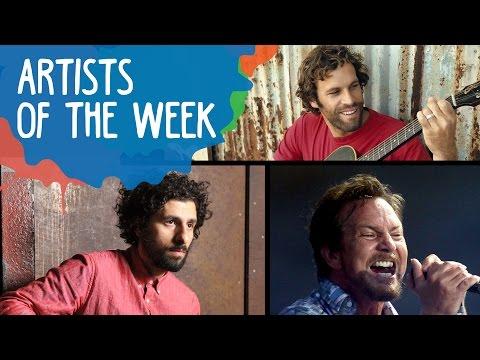 Jack Johnson & Eddie Vedder   Music Artists Of The Week   Whack