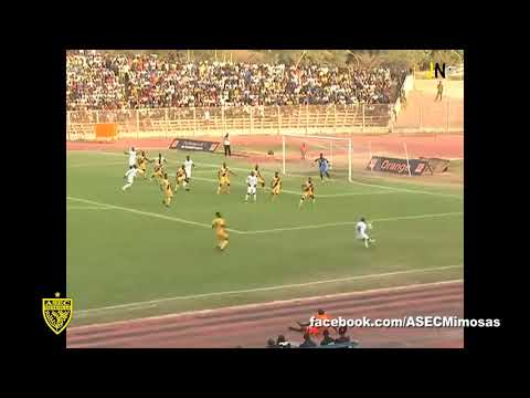 16es de finale- Aller Ligue des champions Stade Malien - ASEC Mimosas