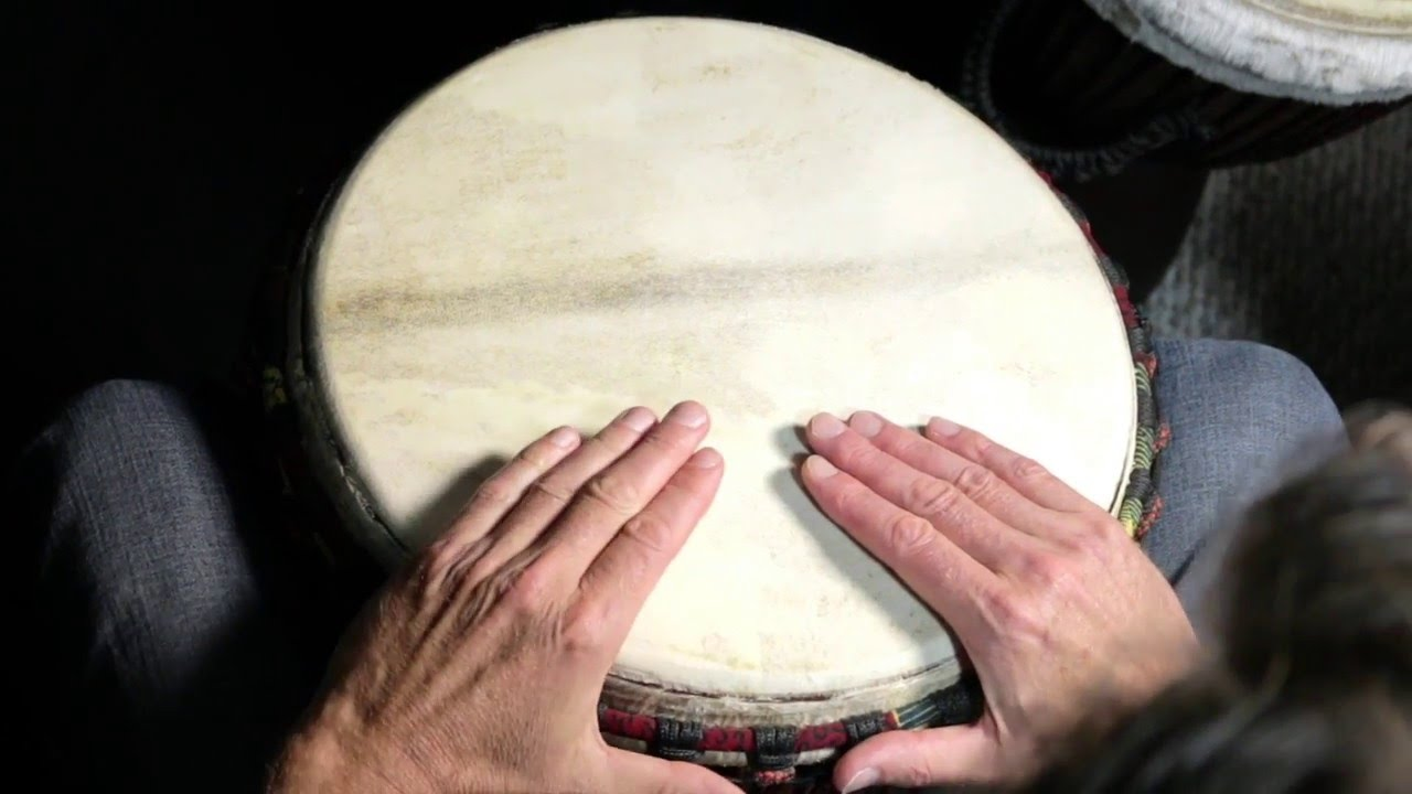 Djembe Lessons: The Open Tone: from How To Play The Djembe: For ...